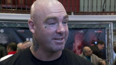 Browne wants to hurt Whyte