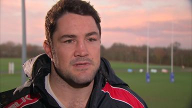Barritt: Confidence is back