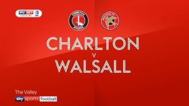 Charlton 3-1 Walsall