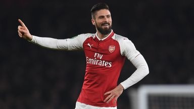 'Giroud would be perfect for Chelsea'