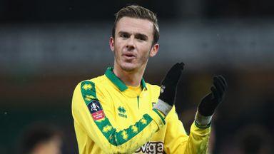 Transfer target: James Maddison