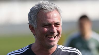 Jose relaxed over contract talks