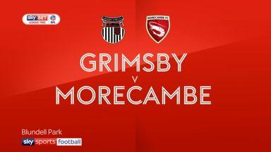 Grimsby 0-2 Morecambe