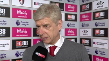 Wenger: We made costly mistakes