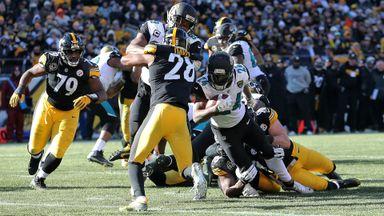 Jaguars 45-42 Steelers