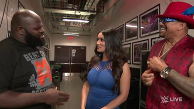 Mark Henry chats to The Godfather