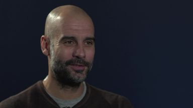 Pep thrilled with season so far