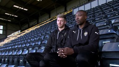 The Old Guys: Stead & Ameobi