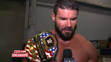 Roode feeling glorious!
