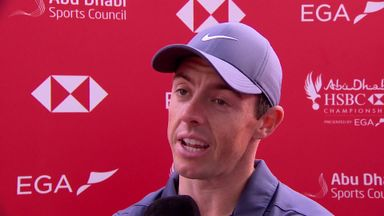 McIlroy happy with season opener