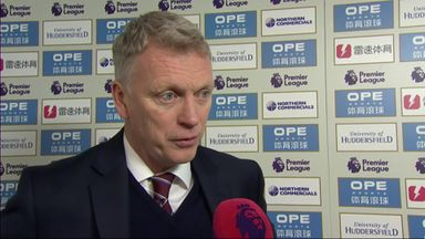 Moyes hails team effort