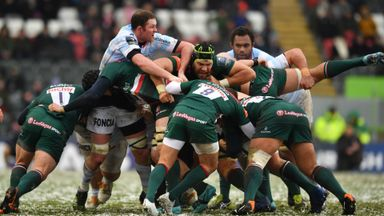 Leicester 20-23 Racing 92