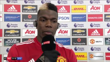 Pogba: We want to catch City