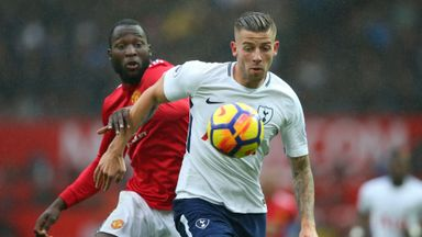 Alderweireld ready for Spurs return