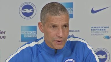 Hughton targets attacking options