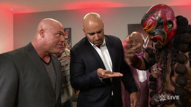 Boogeyman interrupts reunion