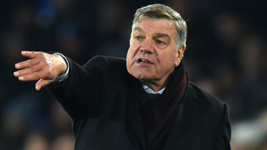Allardyce not ruling out incomings