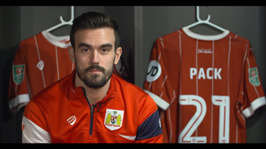 Marlon Pack | Bristol City Teammates 2.0