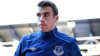 Coleman makes Everton comeback