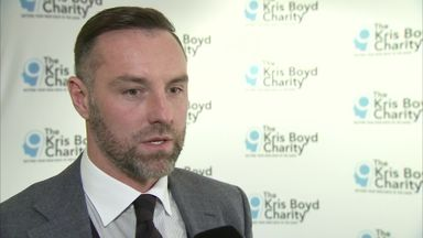 Boyd starts mental health charity