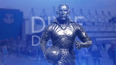 Dixie Dean: Everton's goal machine