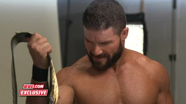 Roode's photoshoot as Champion