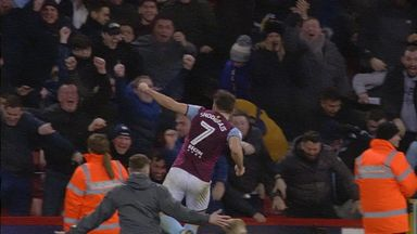 Snodgrass screamer wins it for Villa