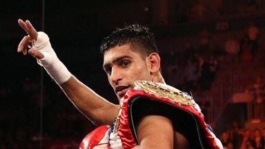 Khan: I want 147lbs world title