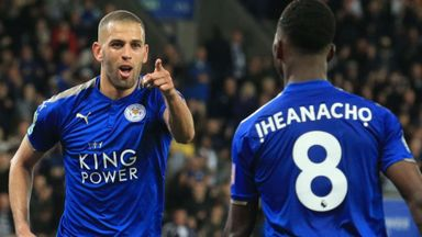 Slimani officially joins Newcastle