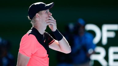 Edmund dreams of winning final