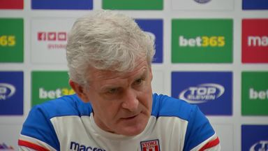 Hughes: I don't need reassurances