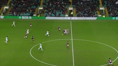 Celtic 3-1 Hearts