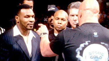 Raw 25: Austin & Tyson brawl