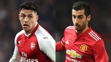 Wenger: Sanchez-Mkhi swap is close