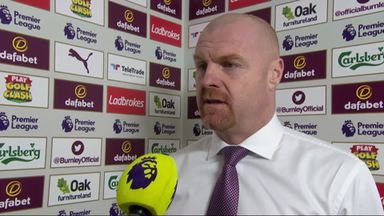 Dyche: Performance level very good