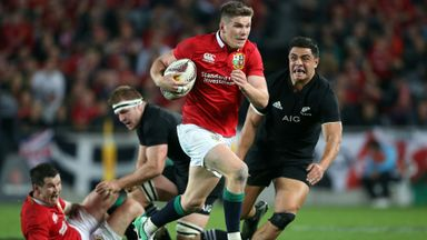 British and Irish Lions tour review
