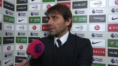 Conte: I have no excuses