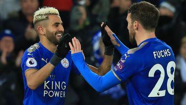 Leicester 3-0 Huddersfield