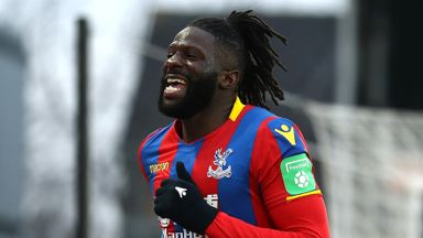 Crystal Palace 1-0 Burnley