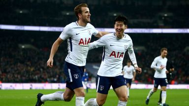 Tottenham 4-0 Everton