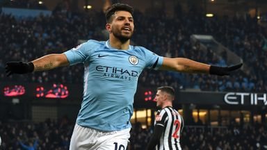 Man City 3-1 Newcastle