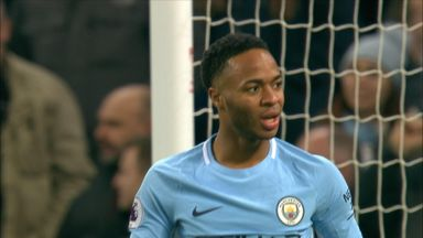 Sterling's disallowed goal