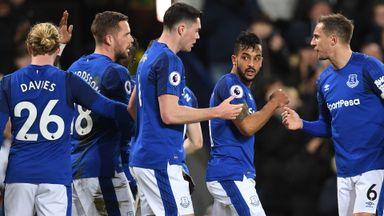 Everton 2-1 Leicester