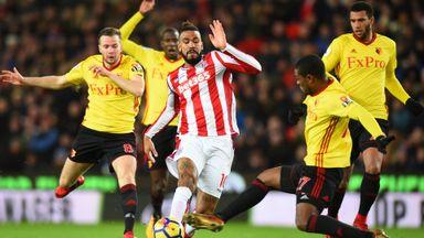 Stoke 0-0 Watford