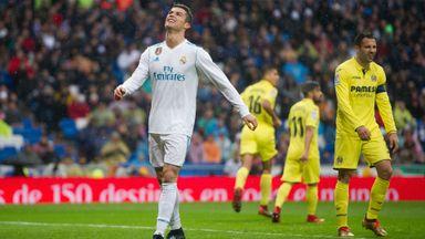 Real Madrid 0-1 Villarreal