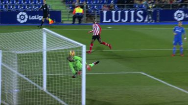 Williams wonder goal or fluke?
