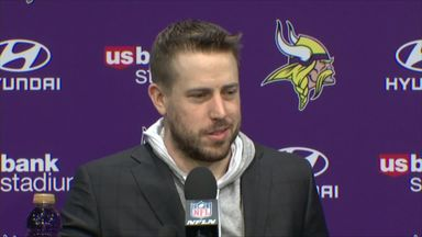 Keenum praises 'awesome play'