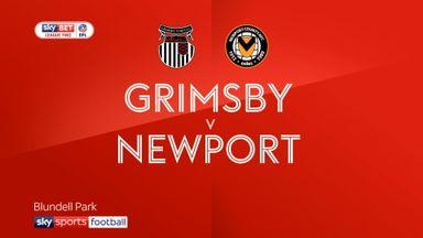Grimsby 1-2 Newport