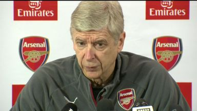 Wenger: Transfer window 'disturbing'