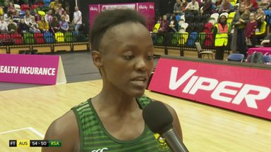 Msomi proud of performance